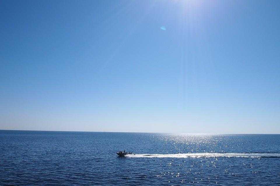 Анапа, черное море, бухта