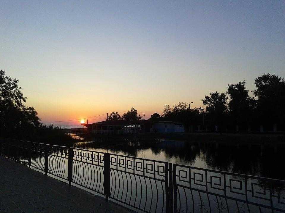 Анапа, маяк, черное море