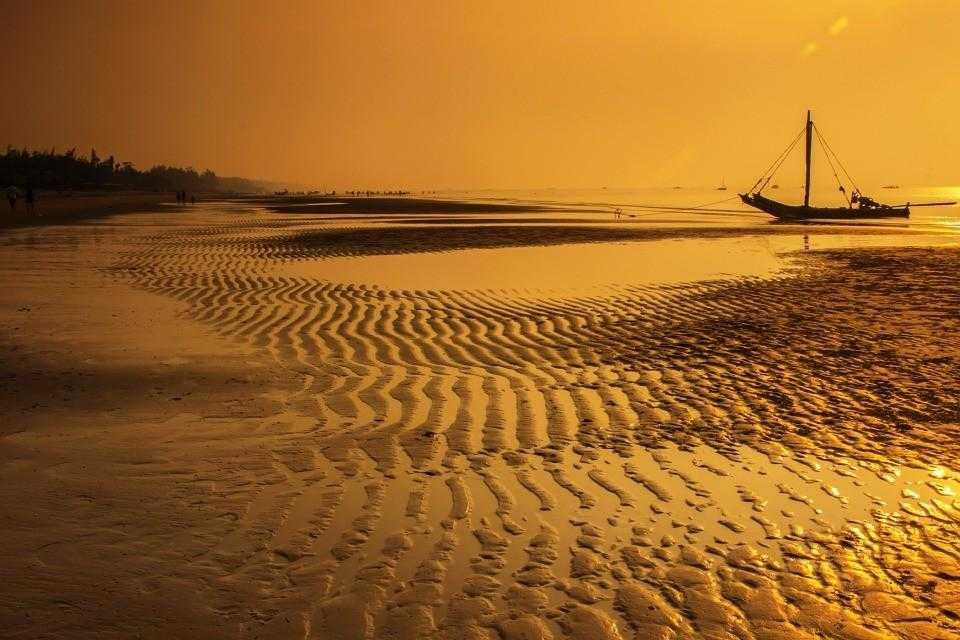 Вьетнам, пляж
