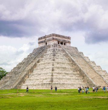 Мексика, Майя, руины