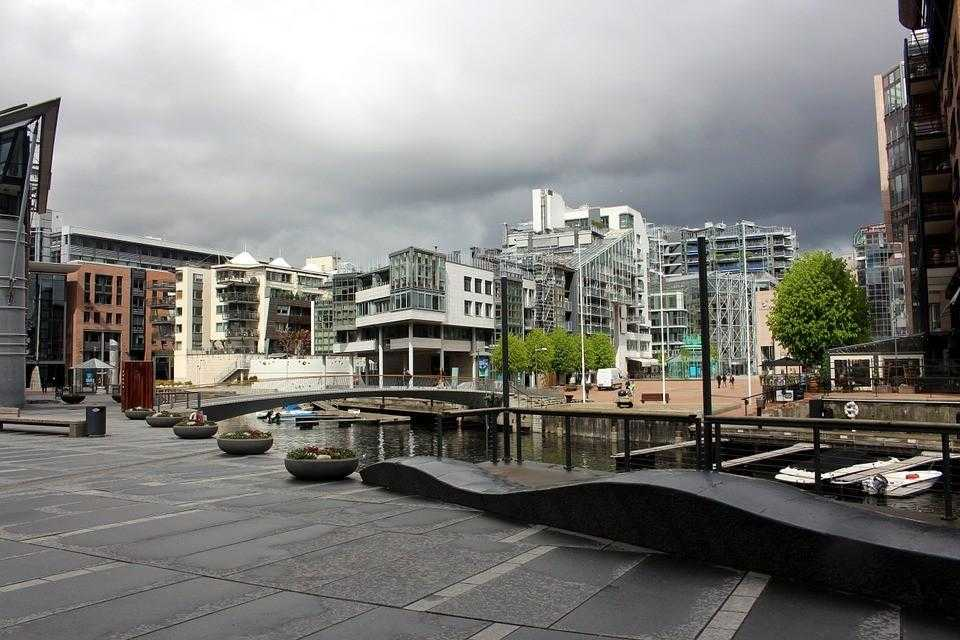 Осло, Норвегия, памятники