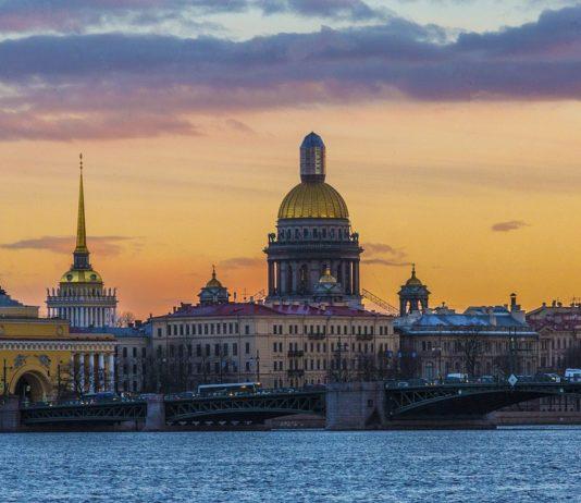 Санкт Петербург, белые ночи, прогулки