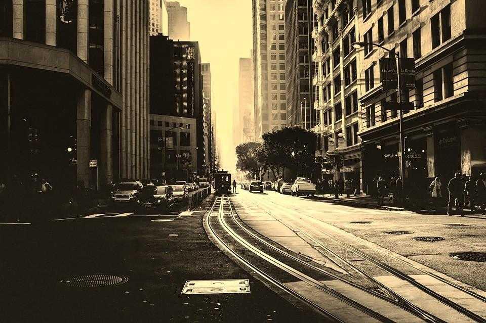 Америка, Сан Франциско