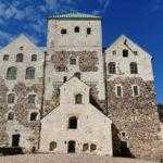 Турку, замок, Финляндия