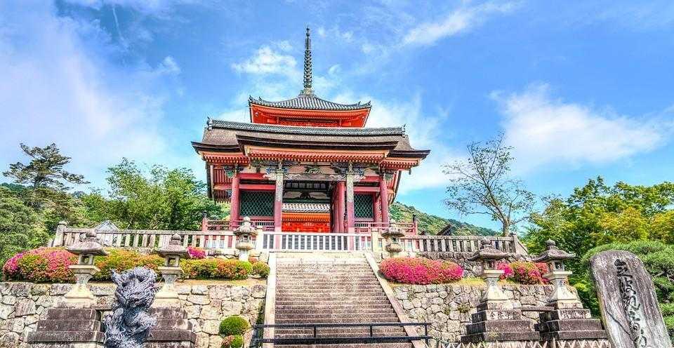 Тодай Дзи храм, Япония
