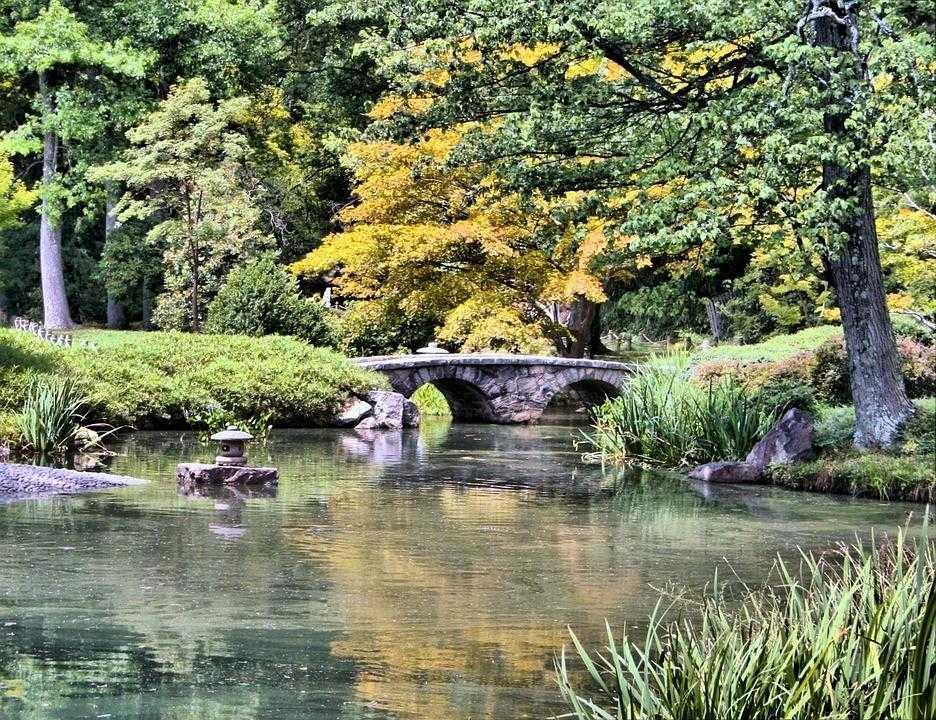 Японский сад, Япония
