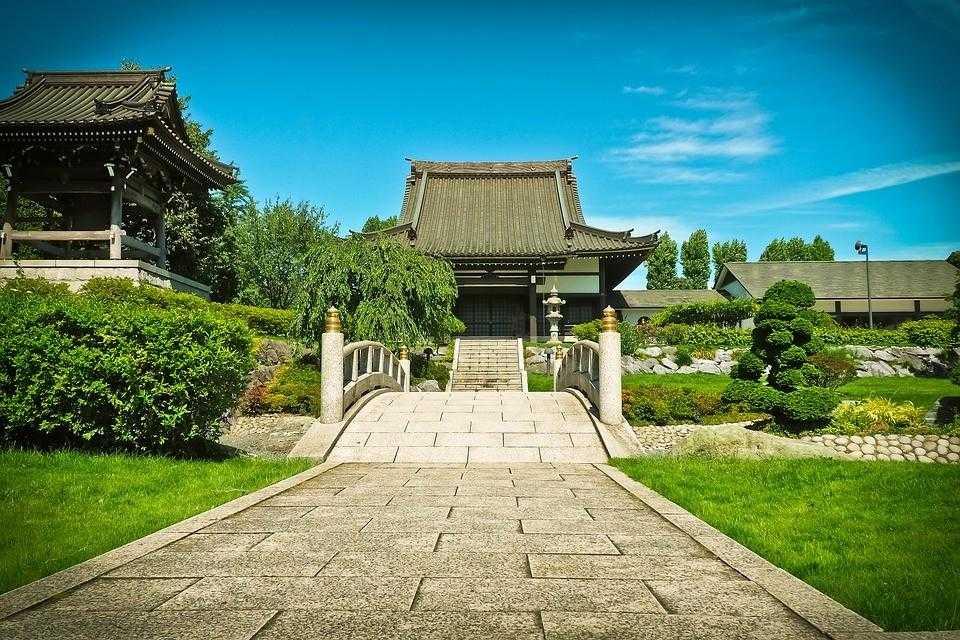 Храмы, Япония