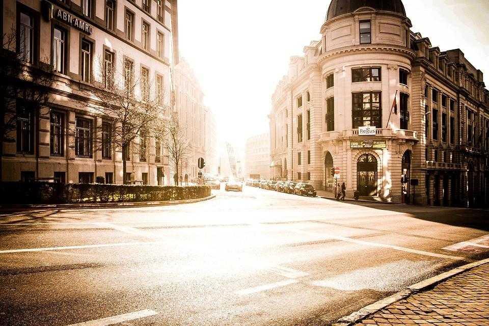 Бельгия, Брюссель, архитектура