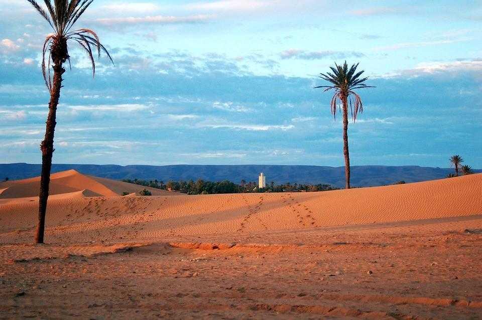 Марокко, пустыня, африка