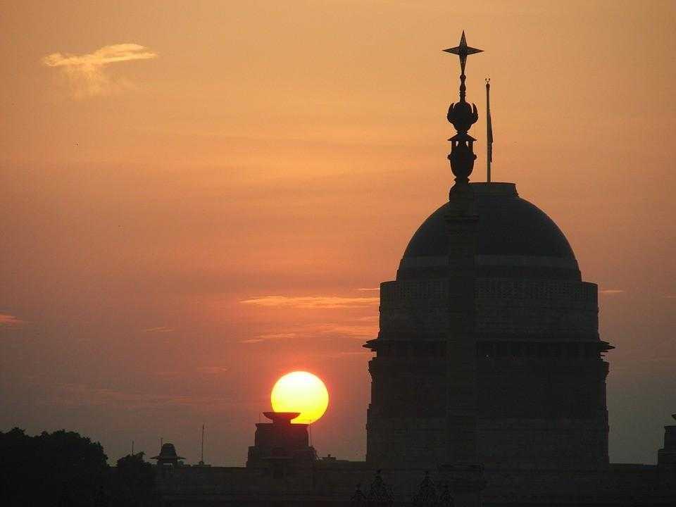 Индия, дом президента