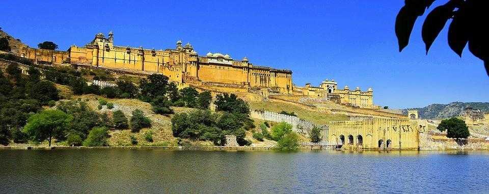Индия, форт, джайпур