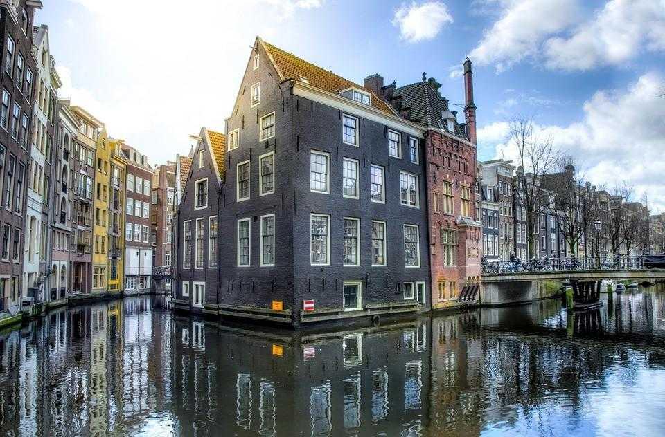 музей пива, амстердам