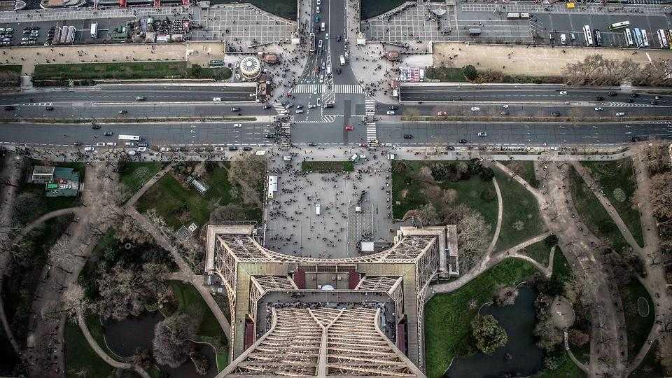 Париж, европа, туры