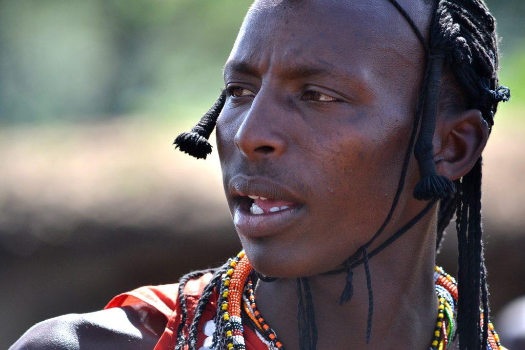 Кения, племена, люди