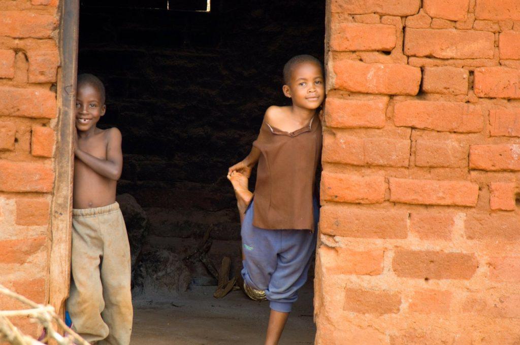 Отпуск, Кения, дети