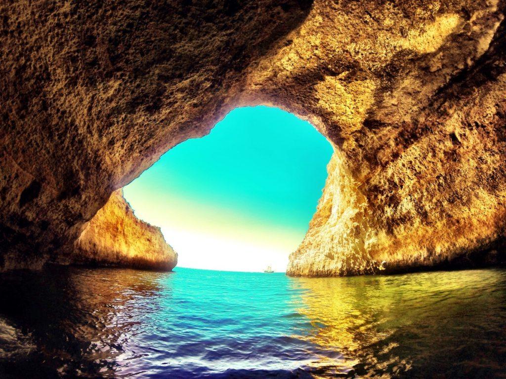 португалия, пляж, отдых