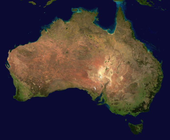 Австралия, континент