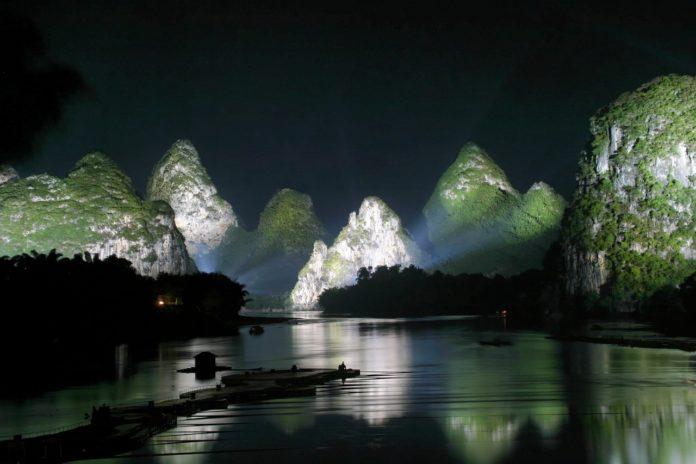 Красивые места Китая