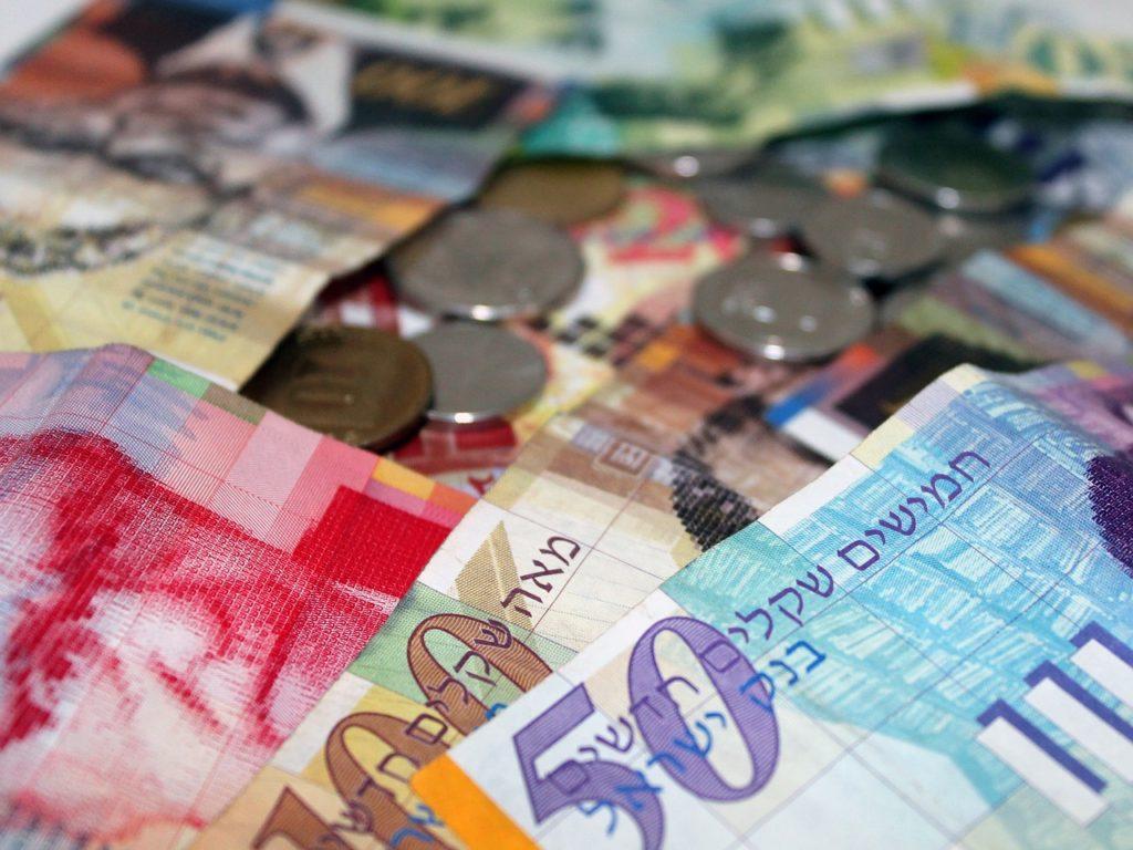 израиль, валюта