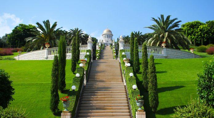 израиль, храм