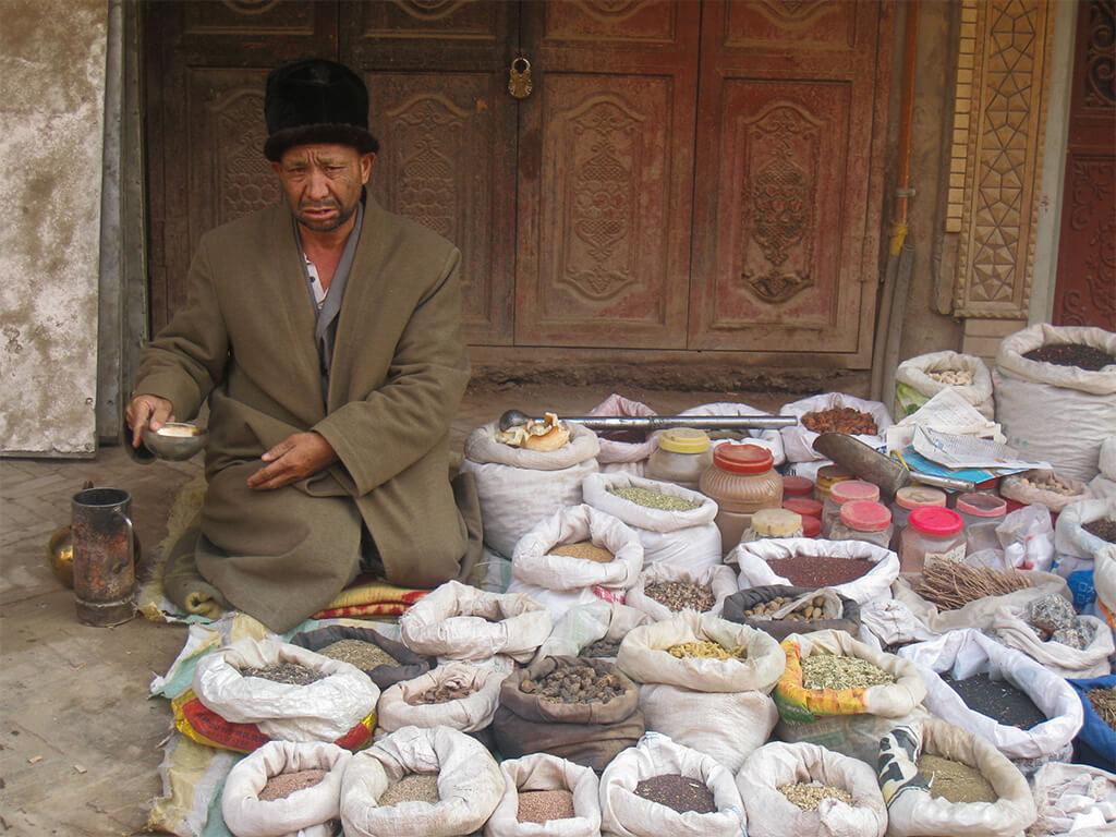 кашгар, китай, путешествия