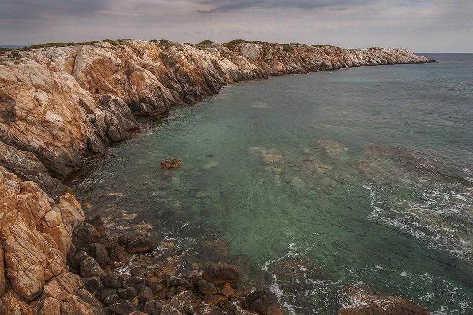 море, турция, остров