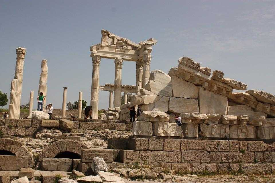 пергамон, турция