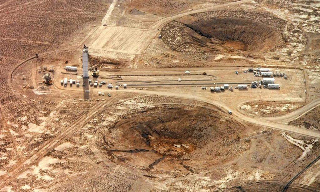 семипалатинск, ядерный полигон
