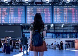 аэропорт, полет, мир