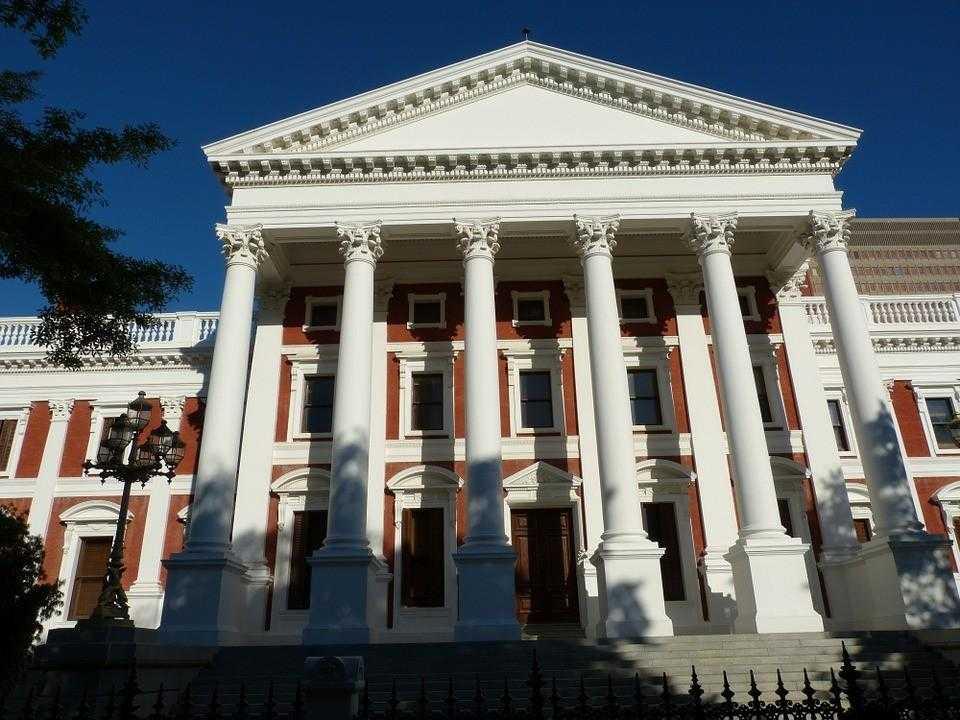 кейптаун, парламент