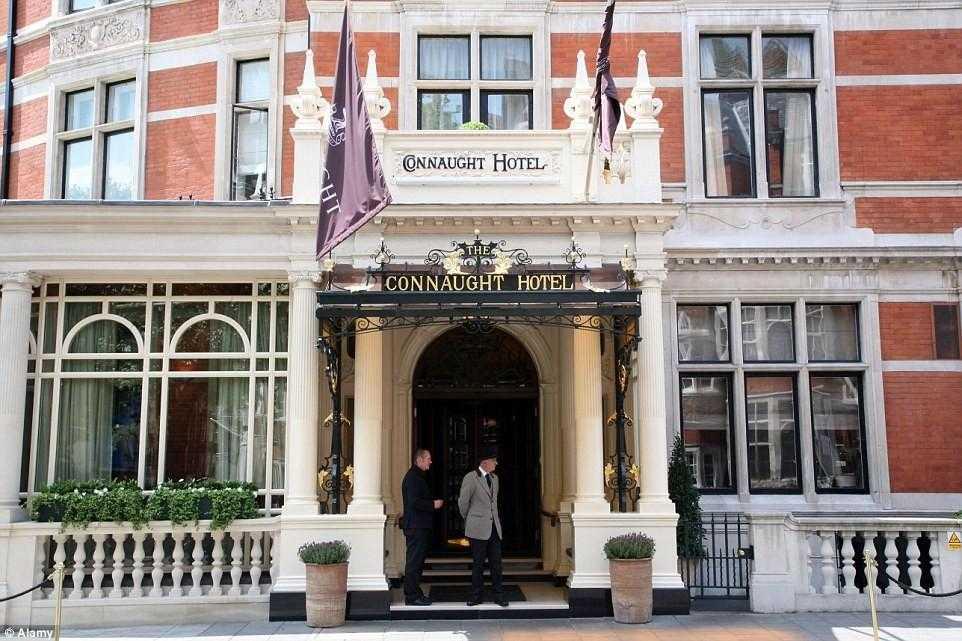 отель, лондон