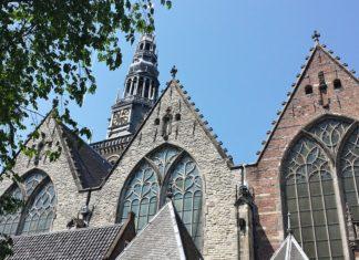 амстердам, церковь,