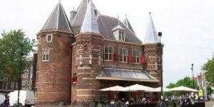 весовая палата, амстердам