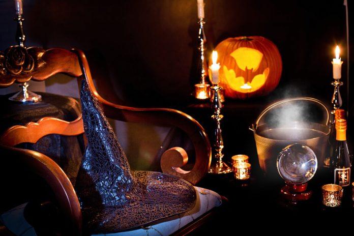 духи, хэллоуин