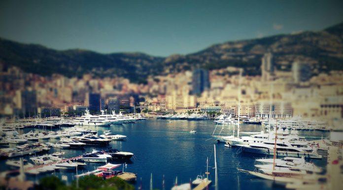монако, яхты